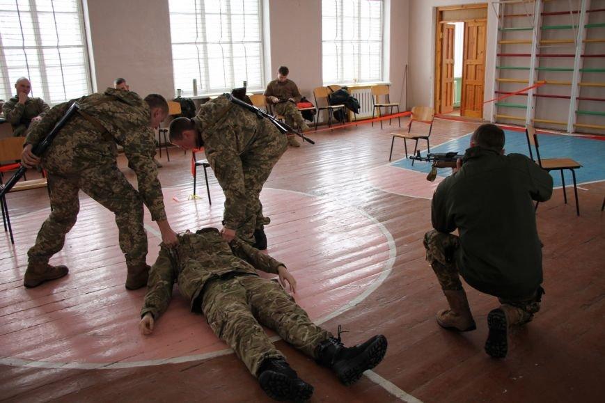 В Николаев приехали британские инструкторы обучать морпехов (ФОТО) (фото) - фото 4