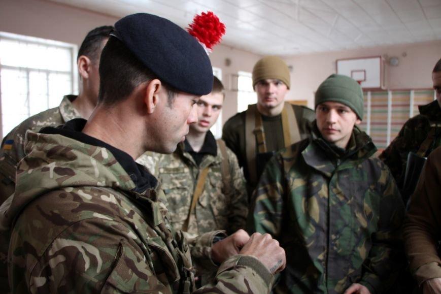В Николаев приехали британские инструкторы обучать морпехов (ФОТО) (фото) - фото 5
