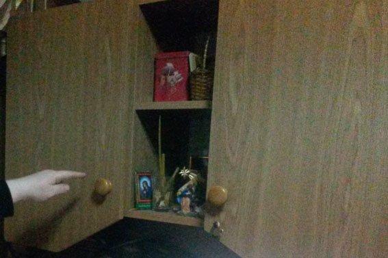 В Полтаве грабитель обокрал сервант на 80 тысяч гривен (фото) - фото 1