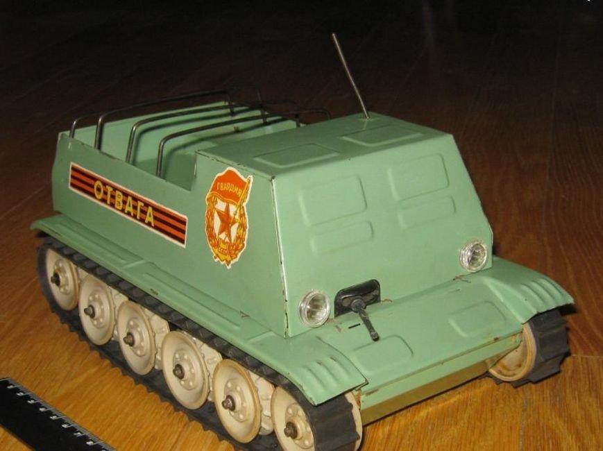 Какие детские игрушки производились в Луганске? (ФОТО) (фото) - фото 1