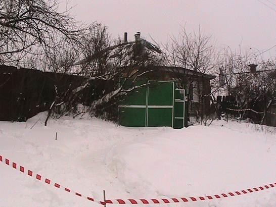На Харьковщине рецидивист убил пенсионера