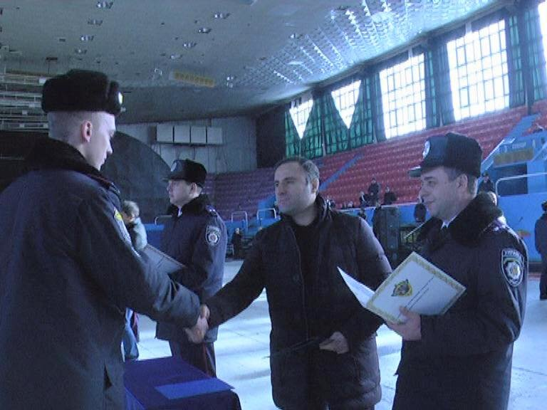 634b1c00c3180cf2f8ab1a37e5dcfbf0 Лорткипанидзе принял присягу у новых полицейских Одессы