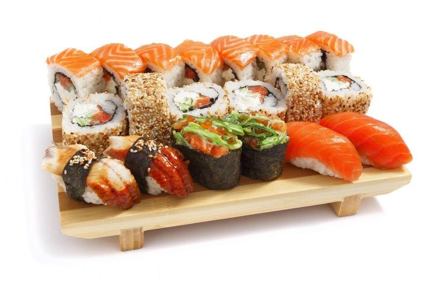 Доставка суши в Днепропетровске (фото) - фото 2