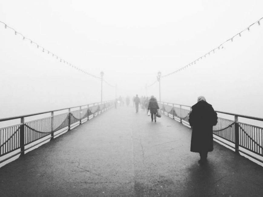 ужгород туман