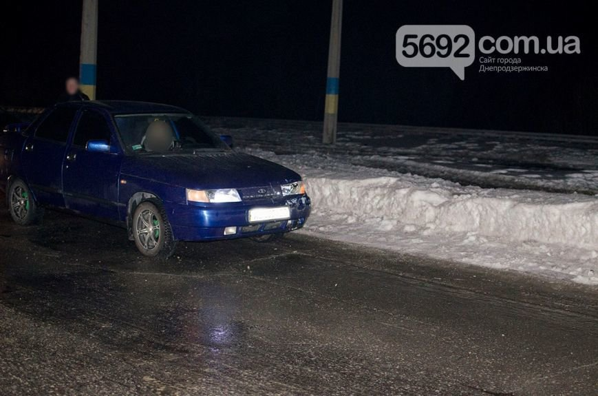 Массовое ДТП в Днепродзержинске: на левобережном мосту столкнулись 6 легковых авто и маршрутка (фото) - фото 7