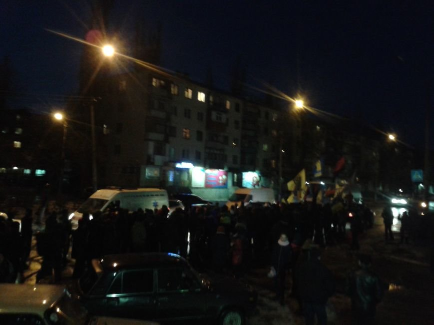Марш протеста в Павлограде: активисты требовали осободить политзаключенных, фото-1