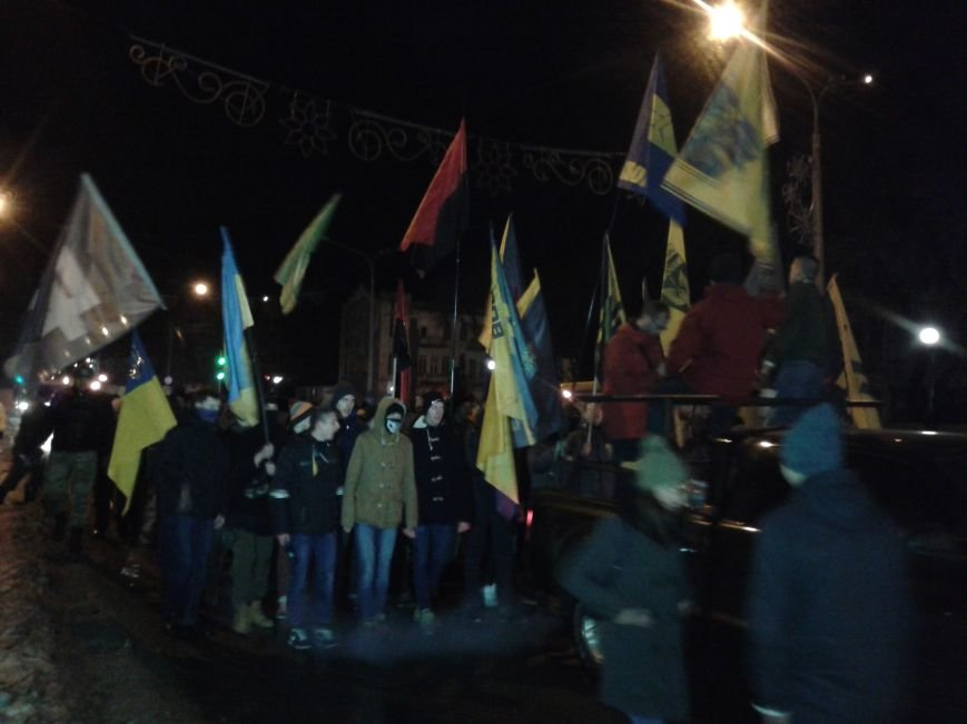 Марш протеста в Павлограде: активисты требовали осободить политзаключенных, фото-3