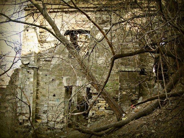 fef8f8f03f9ba38aa1c7ade06fc6b43e Одесса incognita: Дом с привидениями