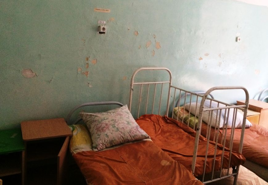 Сергею Аксенову сообщили о вопиющей ситуации в ялтинской инфекционной больнице, фото-1