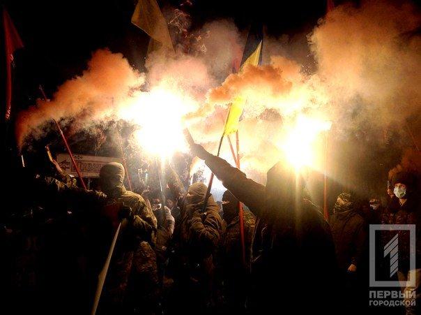 В Одессе прошел марш в честь героев Крут (ФОТО) (фото) - фото 1