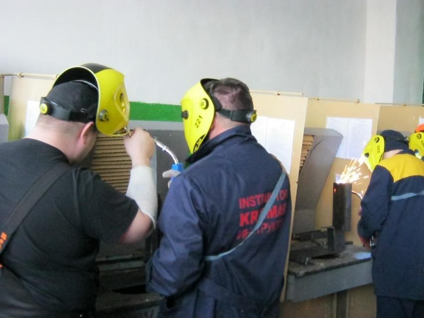 Кременчугских сварщиков будут обучать польские инструкторы на польских полуавтоматах (ФОТО), фото-3