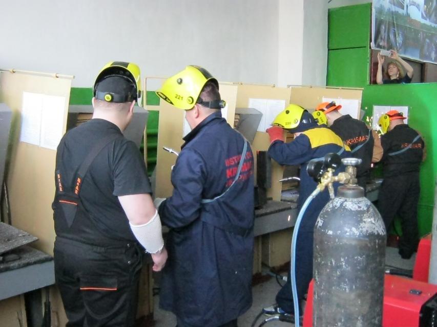 Кременчугских сварщиков будут обучать польские инструкторы на польских полуавтоматах (ФОТО), фото-5