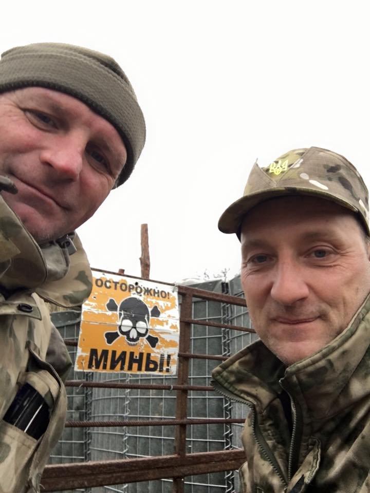 """Неофициальный рупор войны: харьковский """"блоггер"""" на передовой, фото-5"""
