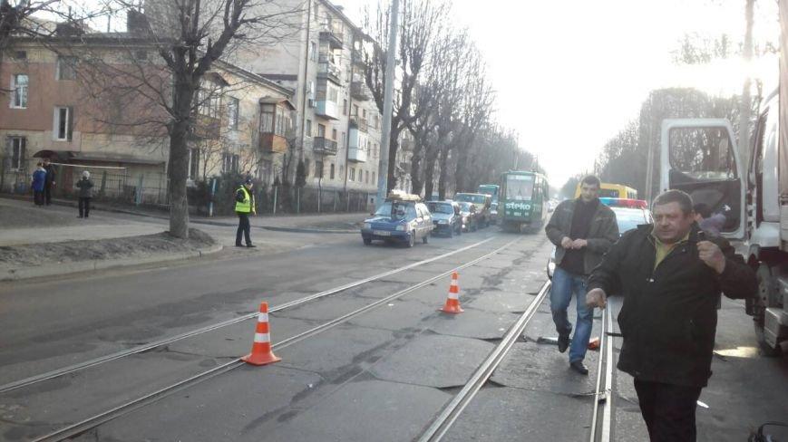 З'явилися фотографії з місця ДТП на вулиці Шевченка (ФОТО), фото-3