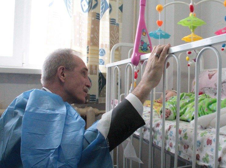 Избитого в Ульяновске полугодовалого малыша вернут в семью? (фото) - фото 2