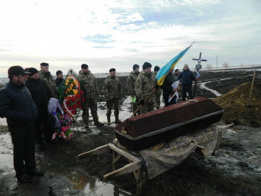 Николаевщина провела погибшего бойца АТО в последний путь (ФОТО) (фото) - фото 4