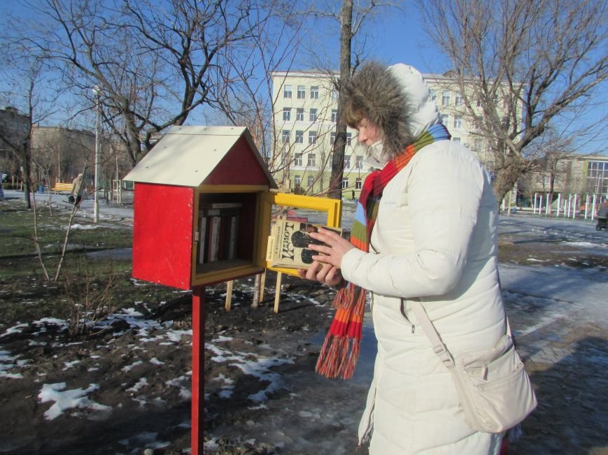 В Северодонецке стартовал «Буккроссинг» (ФОТО), фото-5
