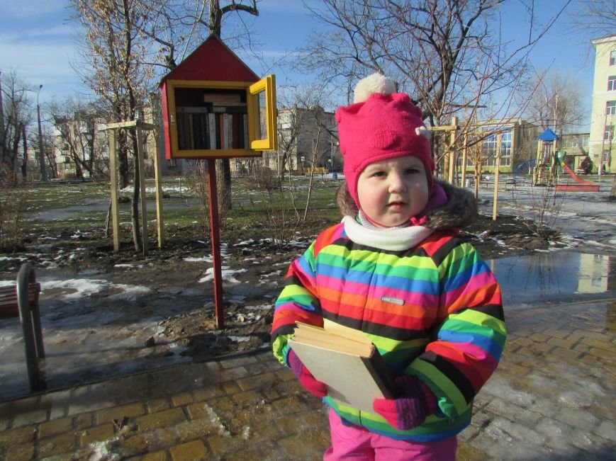 В Северодонецке стартовал «Буккроссинг» (ФОТО), фото-6