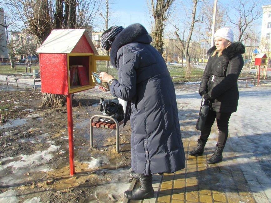 В Северодонецке стартовал «Буккроссинг» (ФОТО), фото-7