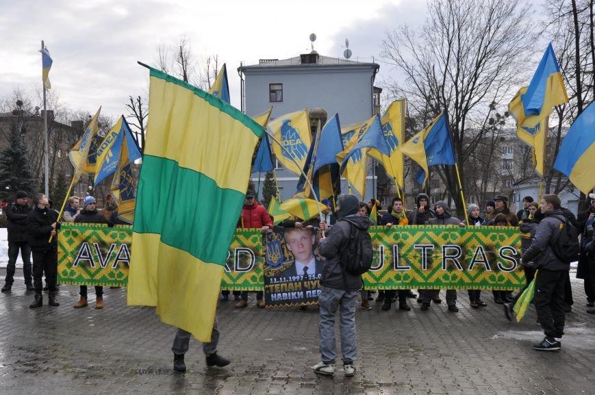 Фанаты краматорского «Авангарда» поддержали любимую команду (ВИДЕО), фото-3