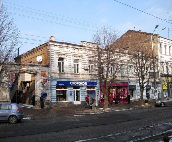 Дом Болоховских: от огромной усадьбы уцелел лишь один двухэтажный корпус (фото) - фото 1