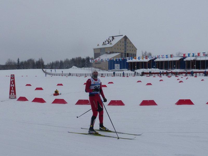 Лыжники  из Коми оккупируют призовые места (фото) - фото 2