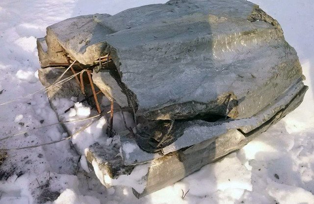 На Полтавщине за ночь активисты демонтировали три памятника советских политических деятелей (ФОТО), фото-2