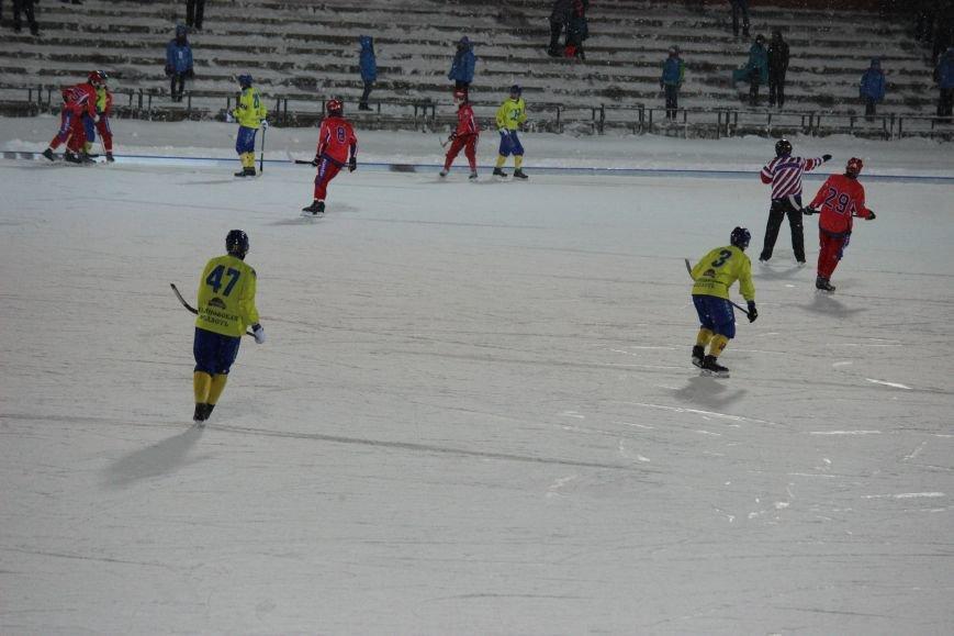 Российская сборная по хоккею с мячом размялась на ульяновской «Волге». ФОТО, фото-4