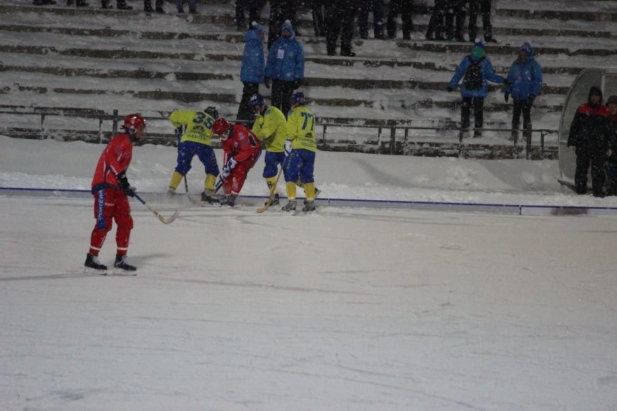 Российская сборная по хоккею с мячом размялась на ульяновской «Волге». ФОТО, фото-5