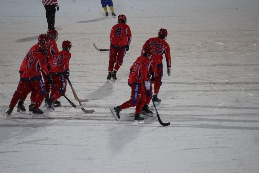 Российская сборная по хоккею с мячом размялась на ульяновской «Волге». ФОТО, фото-10