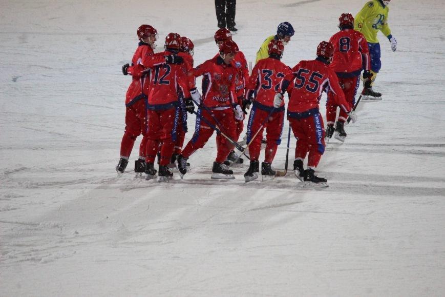 Российская сборная по хоккею с мячом размялась на ульяновской «Волге». ФОТО, фото-9