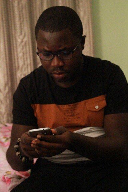 У Черкасах навчається принц із Гани (фото) - фото 3