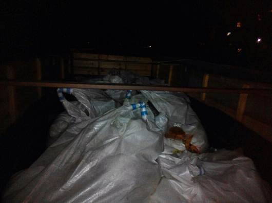 На Луганщине задержали контрабанду дизельного топлива и минудобрений (фото) - фото 2