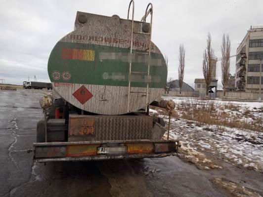 На Луганщине задержали контрабанду дизельного топлива и минудобрений (фото) - фото 1