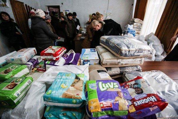 Авдеевцы получили гуманитарную помощь от «Крила щедрості та турботи» (ФОТОФАКТ), фото-2