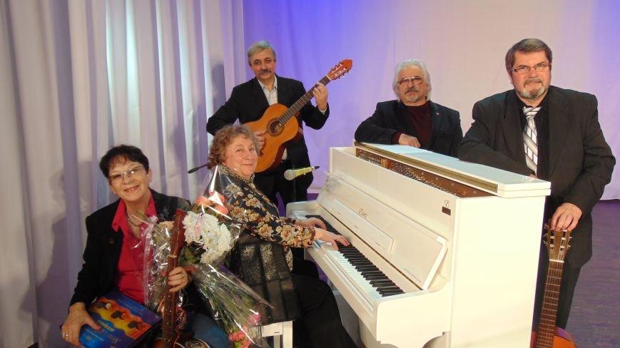 В Мариуполе состоялся концерт единственной в Украине женщины, играющей на семиструнной гитаре (ФОТО) (фото) - фото 7