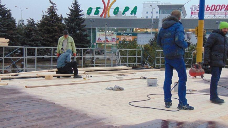 Главная праздничная сцена города обрела вторую жизнь перед концертом, посвященным Кузьме Скрябину (ФОТОФАКТ) (фото) - фото 1