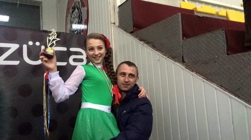 Житомирські фігуристи здобули нові перемоги (фото) - фото 1