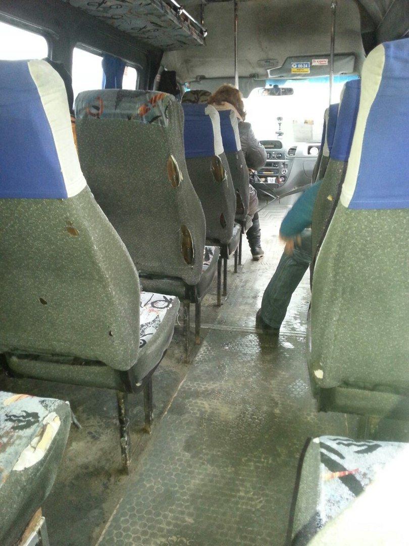 Запорожцы жалуются на состояние городских маршруток, - ФОТО (фото) - фото 1
