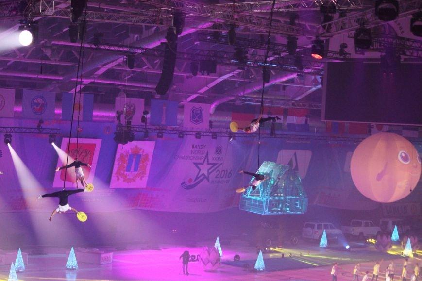 В Ульяновске открылся Чемпионат мира по хоккею с мячом. ФОТО, фото-12