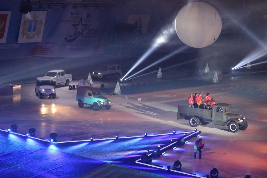 В Ульяновске открылся Чемпионат мира по хоккею с мячом. ФОТО, фото-8