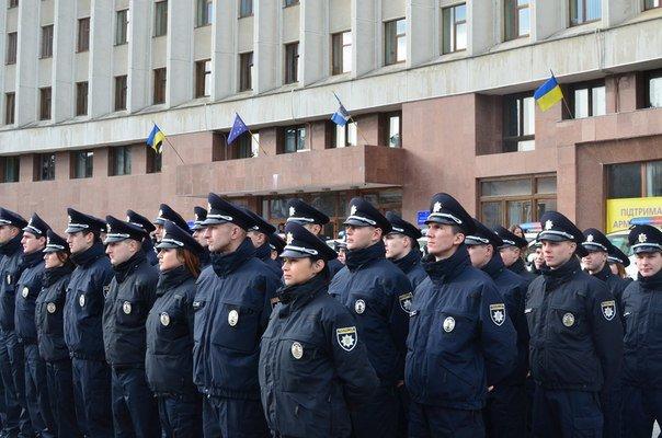 Мер Франківська вірить, що нова поліція змінить місто на краще, фото-5