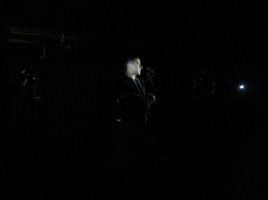 В Северодонецке выступил «Театр переселенцев» (ФОТО, ВИДЕО) (фото) - фото 1