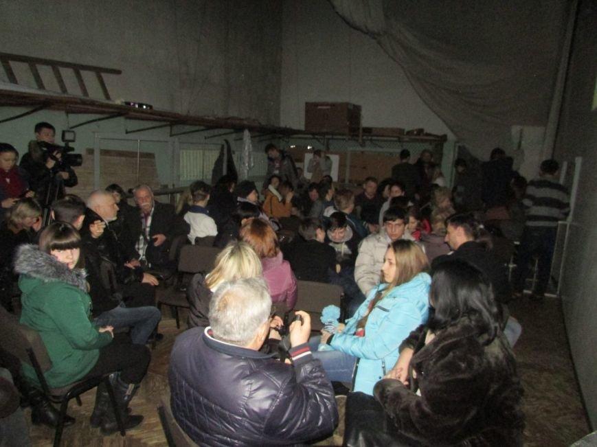 В Северодонецке выступил «Театр переселенцев» (ФОТО, ВИДЕО), фото-4
