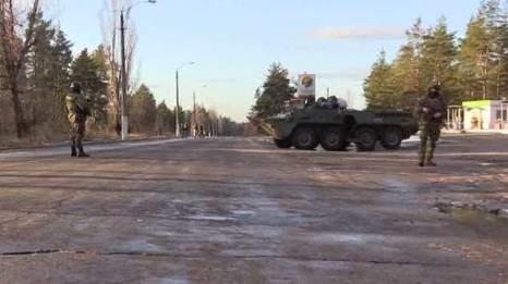 В результате спецоперации СБУ в Счастье задержаны пять боевиков (Фото, видео) (фото) - фото 3