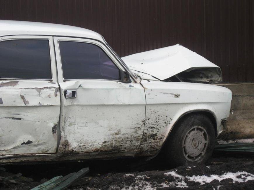Донеччанин викрав автівку і врізався у стовп поблизу Хмельницького (Фото), фото-2