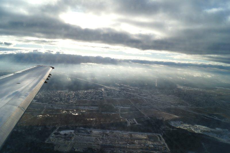 В Санкт-Петербурге приземлился первый рейс «Комиавиатранс» из Белгорода (фото) - фото 2