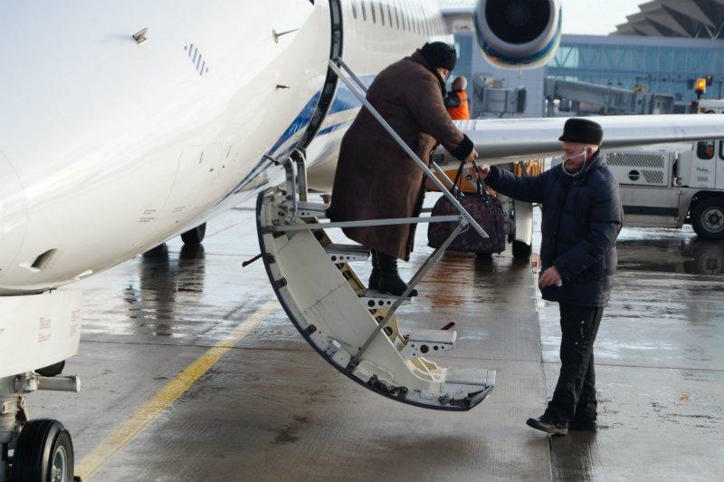 В Санкт-Петербурге приземлился первый рейс «Комиавиатранс» из Белгорода (фото) - фото 3