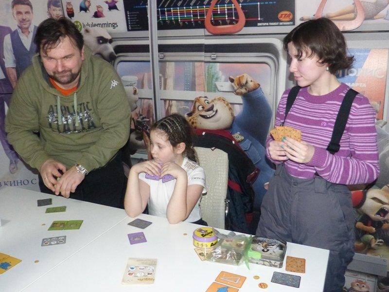 Сыктывкарцы увлеклись настольными играми (фото) - фото 1