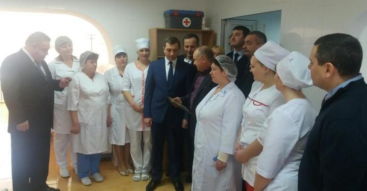 У Хмельницькому відкрили нове відділення реанімації та інтенсивної терапії (Фото) (фото) - фото 1